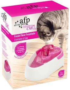 AFP Trinkbrunnen Katze von All for Paws